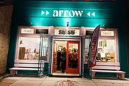 Arrow Creative is located at 2535 Broad Avenue in Binghampton. (Ziggy Mack)