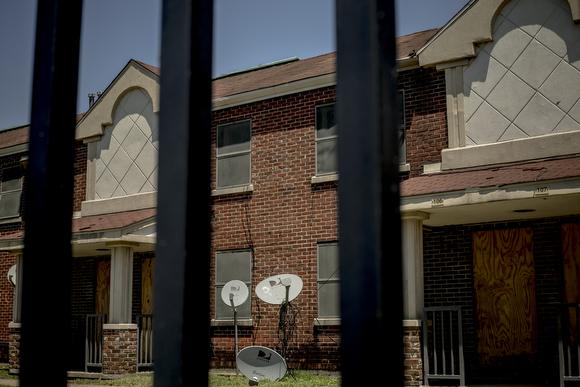 The Last Major Vestige Of Segregation Era Housing Set For Demolition