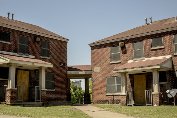 Foote Homes now sits vacant with many of its former residents having been relocated to different neighborhoods across the city as of late 2016.