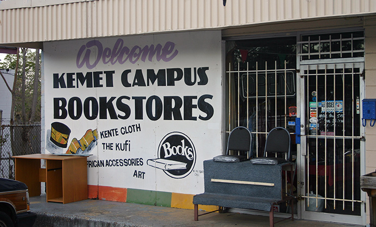 Kemet Nu, Soulsville's bookstore, to re-open as internet cafe