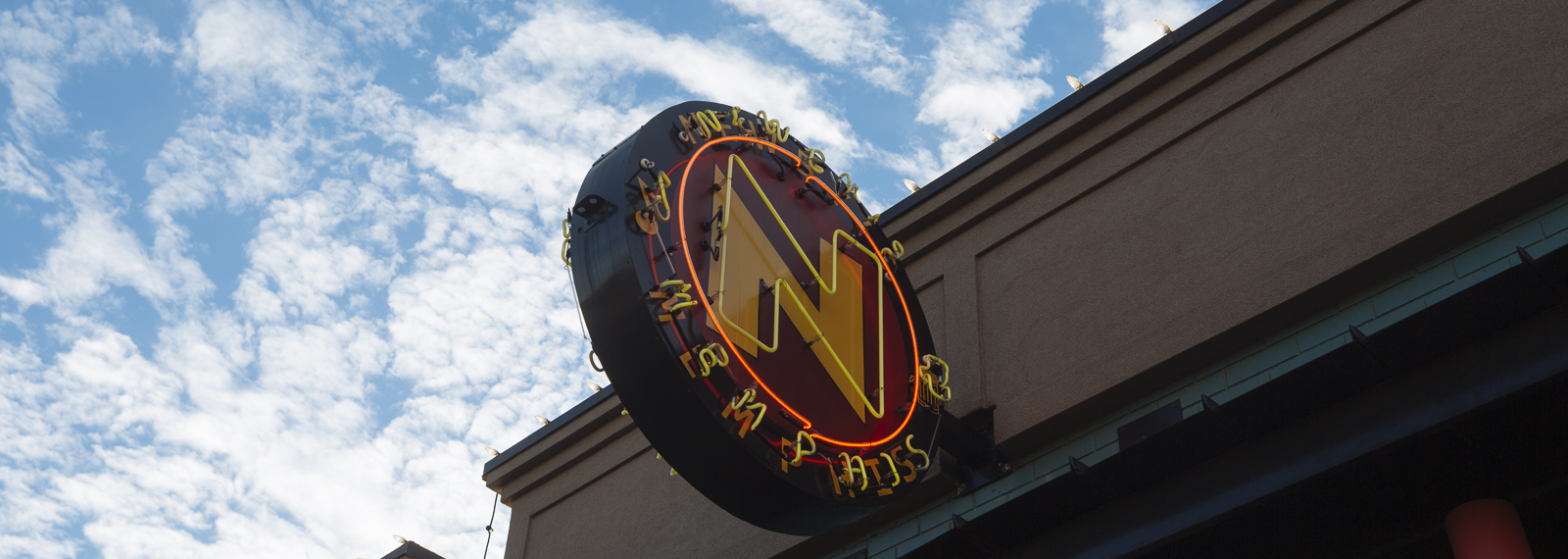 A sunny view of neighborhood bar Newby's located in the University District. (Ziggy Mack) <span class='image-credits'></span>