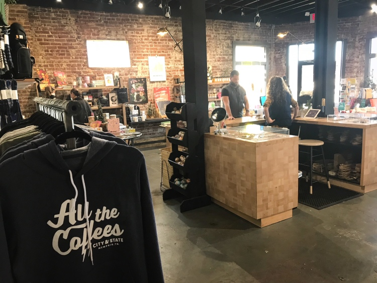 The retail side of City & State accounts for roughly 40 percent of sales and is curated with makers from around the country. (Cole Bradley)