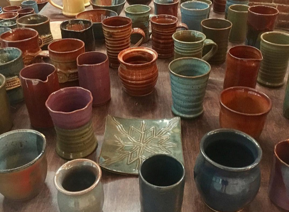 The studio will include a retail space and gallery for the pottery made onsite.