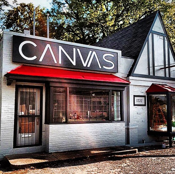 Canvas expects to open in July at 1737 Madison Ave.