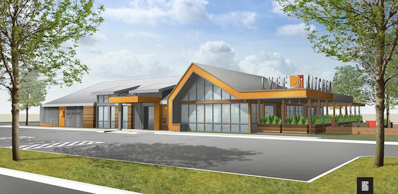 rendering of lyfe kitchen in east memphis - Lyfe Kitchen Cupertino
