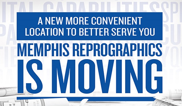 Memphis Reprographics will open at 6178 Macon Road in June