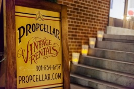 Propcellar Vintage Rentals secured a $25,000 loan to help further renovate its mid-century building.