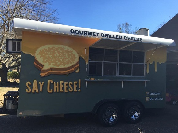 Say Cheese! food truck launches on February 13