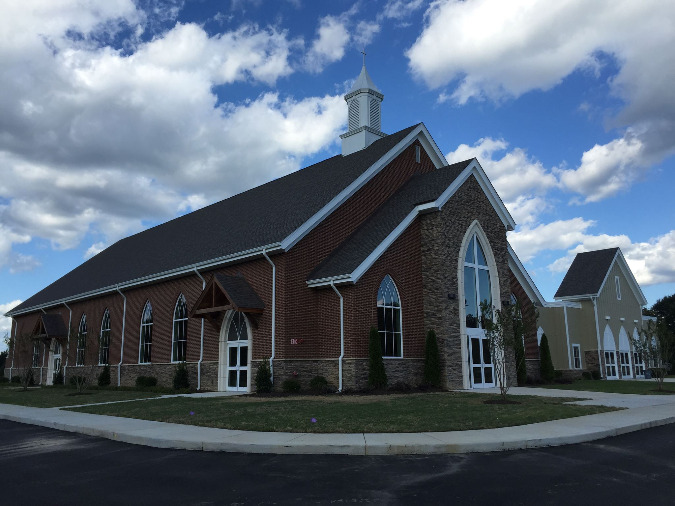 St. Patrick Presbyterian Church will be the initial home of the new Neighborhood Christian Center.