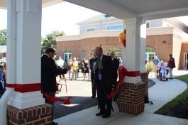 Ribbon cutting for The Village at Germantown's new health care center