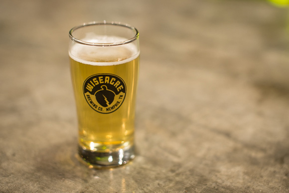 Wiseacre variety Dr. Gibbler: Smoked Helles