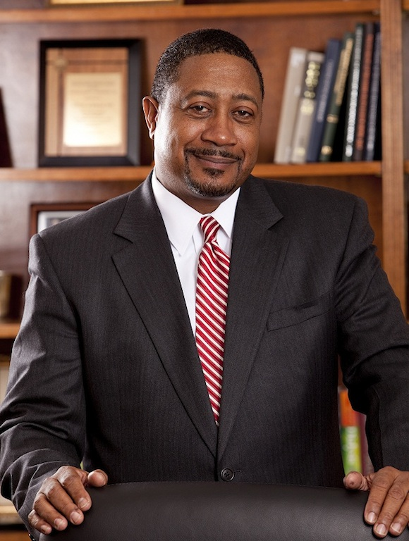 Dr. Kennard Brown serves as the Executive Vice Chancellor and Chief Operations Officer at UTHSC