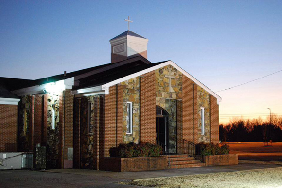 Oak Grove Baptist Church was one of the first churches in the 38109 zip code to join the network