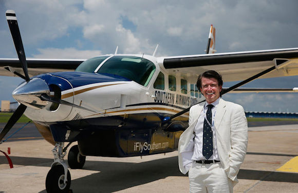 East Orange Focus >> Memphis' own Southern Airways: the refreshing future of ...