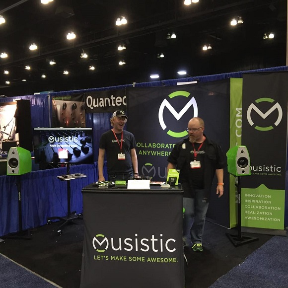 Musistic recently traveled to Silicon Valley with a group of other Memphis start-ups.
