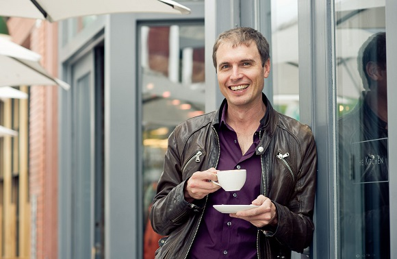 Kimbal Musk, Co-Founder of The Kitchen