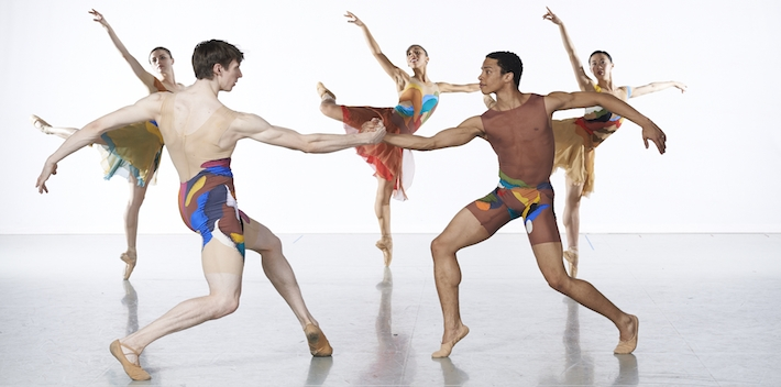 "Ballet Memphis completed its innovative ""River Project"" in the fall of 2014"