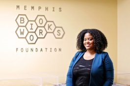 Dana Dorsey is the Job Training Manager at Memphis Bioworks Foundation