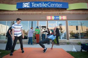 Textile Center in Minneapolis