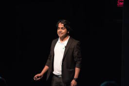 Ristcall Founder and CEO Srinath Vaddepally