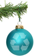 Recycle Christmas tress