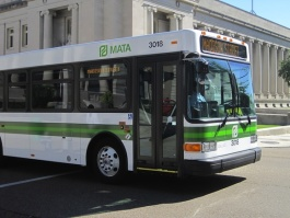 Memphis Area Transit Authority Bus