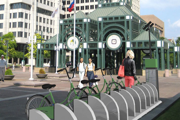 A proposed bikeshare program in Memphis is one example of smart growth