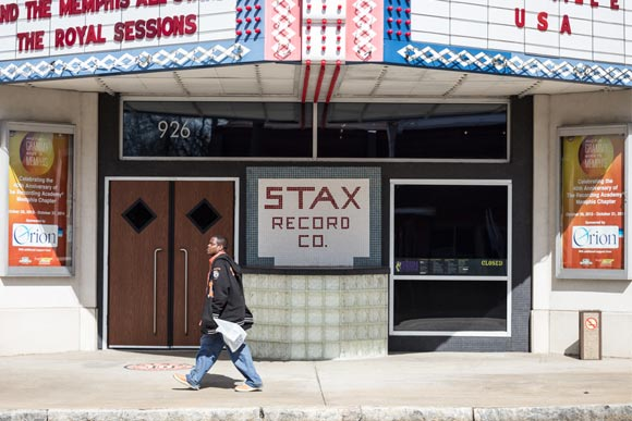 Stax Records embraced the raw, live energy that came from its location
