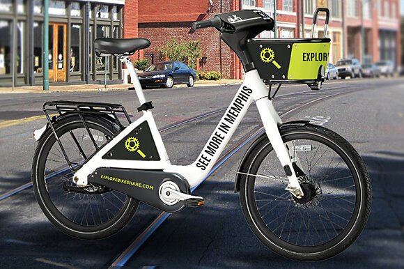 Explore Bike Share is offering free rides through April 19, 2020 as a way to help Memphians get out of the house and stay active while maintaining social distancing requirements under the Safer at Home shelter in place order. (Submitted)