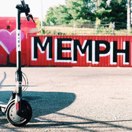On June 15, the California-based scooter-share company introduced 200 scooters into Memphis' growing list of transportation options.