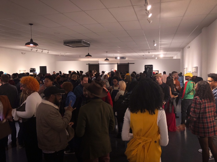 The CMPLX grand opening was a roaring success packed shoulder to shoulder for hours. Organizers hope the space will be a hub for Black creativity in Memphis. (Cole Bradley)