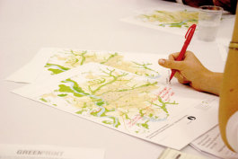 More than 80 organizations and 300 citizens worked to develop the Mid-South Regional Greenprint