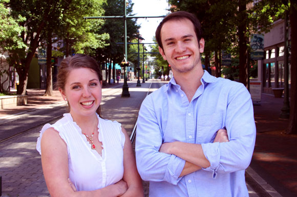 Pickle Co-Founders Morgan Steffy and Evan Katz