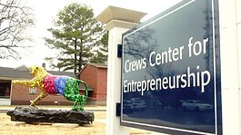 The Crews Center for Entrepreneurship at the University of Memphis. (High Ground News)