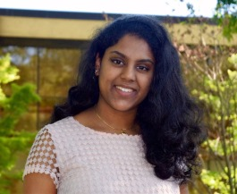 Divya Pinnaka, the president of the Memphis chapter of MIT Launch.
