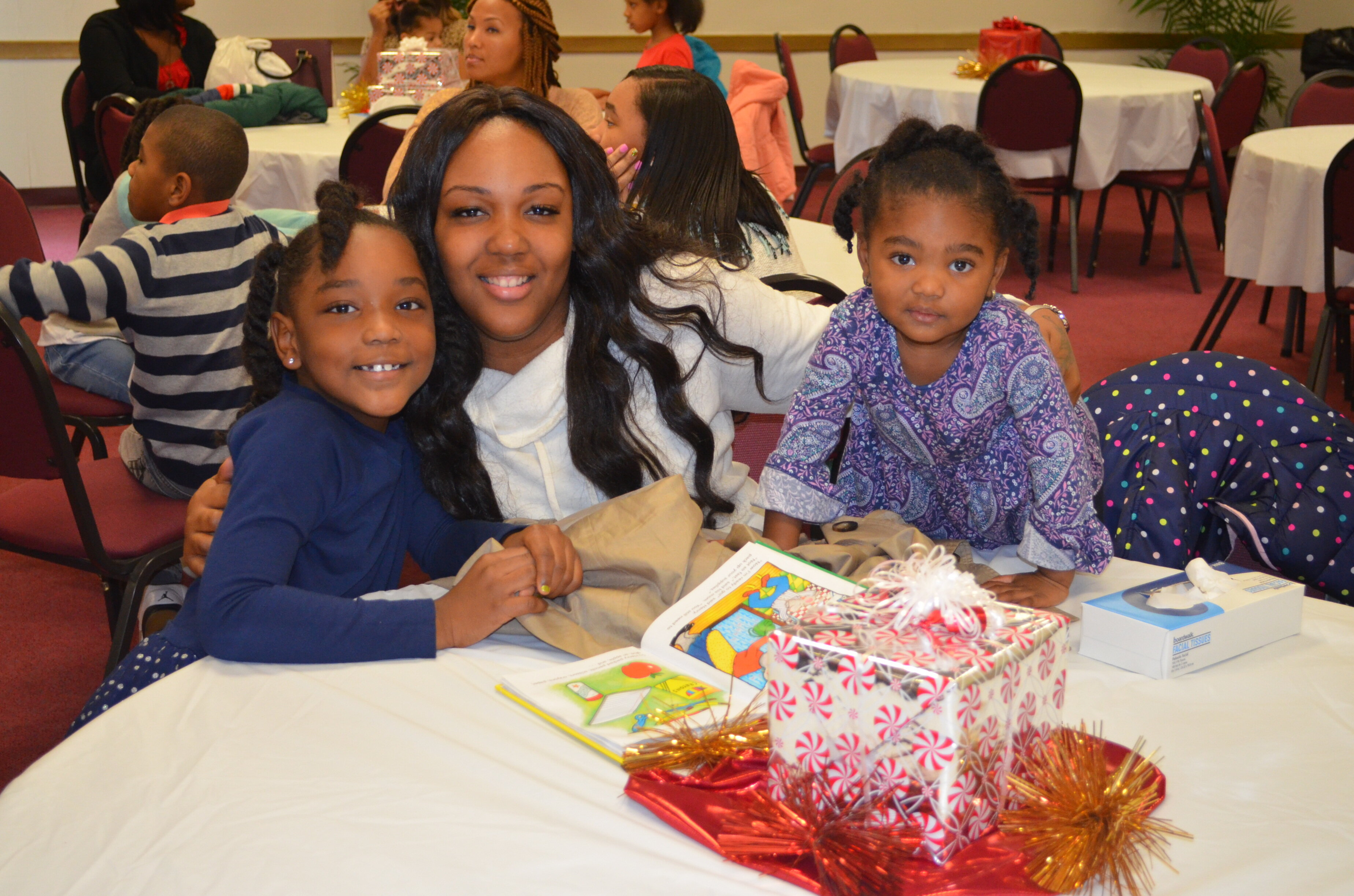 World Overcomers Church has hosted previous events for single mothers in their own congregation. This year's Christmas expo event is the first event for single moms that is open to the broader community. (Terrance Davis)