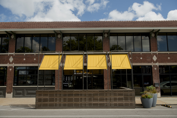 Edge Alley, at 600 Monroe Avenue, is a new tenant to the Edge District. (Brandon Dill)