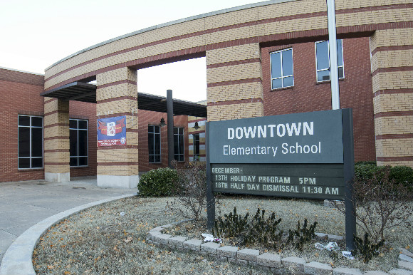 Downtown Elementary School is one of a few education options for Downtown families.