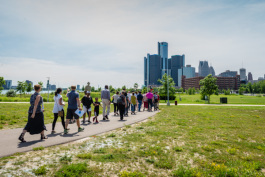 A 2015 convening in Detroit hosted by Forward Cities.