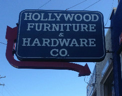 Hollywood Furniture & Hardware Co.