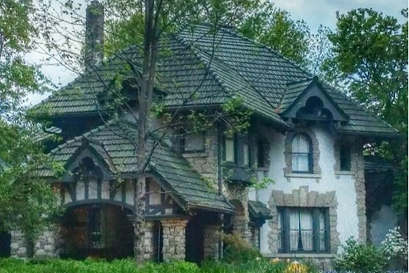 This Place In History The Top Ten Most Unique Houses In