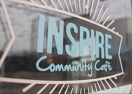 Inspire Cafe offers a robust menu with hearty breakfast options and healthy lunch options. (Forever Ready Productions)