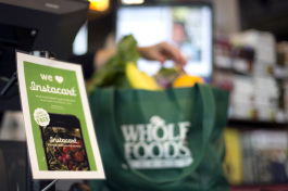 Instacart fills orders from a range of retailers - Whole Foods Market, Costco, CVS, Petco and Kroger.