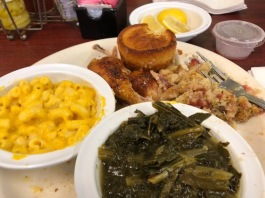 A lunch plate at Kountry Kitchen located at 1128 Winchester Road. Kountry Kitchen is one of the ten businesses participating in the Whitehaven Black Restaurant Week. (Submitted)