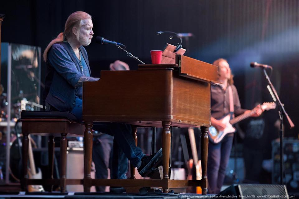 As a title sponsor, Duncan Williams has helped Live at the Garden become a top-notch outdoor entertainment venue with music acts like Gregg Allman, who performed on stage in 2016. (Courtesy Live at the Garden)