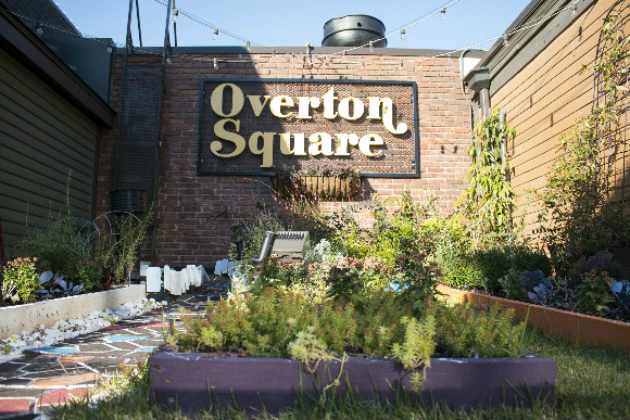 Apartments and mixed-use is on the drawing board for Overton Square developer Loeb Properties.