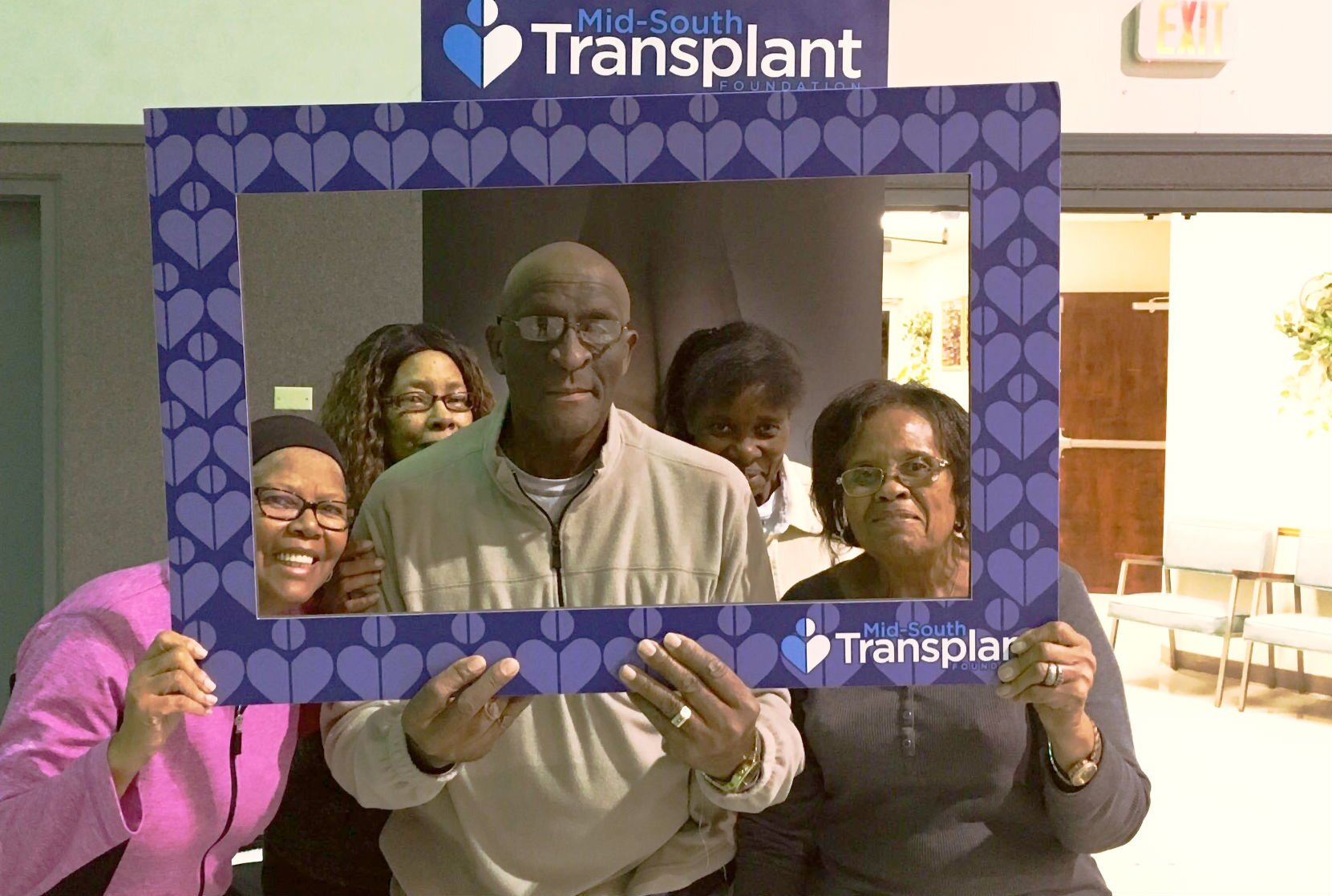 "On February 7, ""A Family Affair"" will feature music, discussions, and games aimed at debunking myths and raising awareness of the need for organ donation among black Mid-Southerners. (Mid-South Transplant Foundation)"