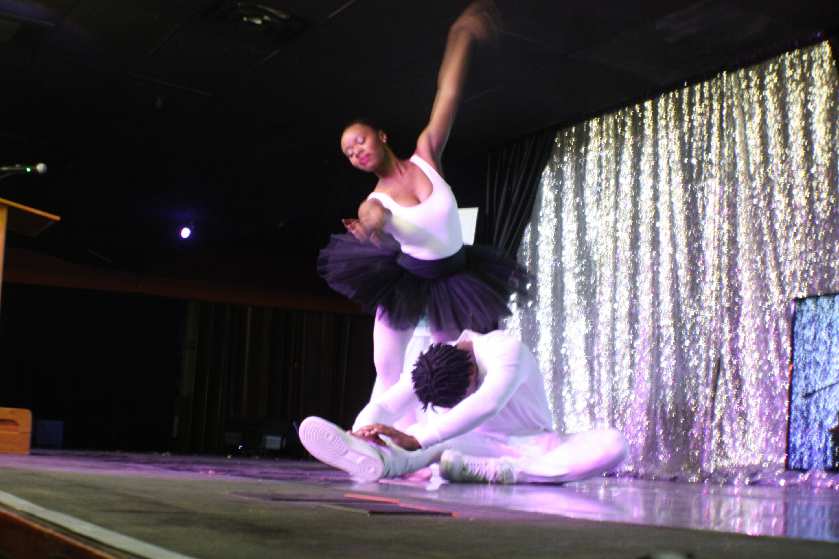 The 2020 Trailblazer Awards featured a performance by the New Ballet Ensemble and School. The performance fused traditional ballet with Memphis Jookin. (Cole Bradley)