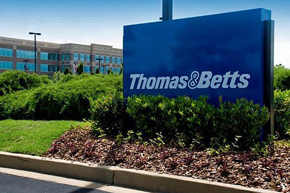 Thomas & Betts planned expansion into East Memphis to add 75