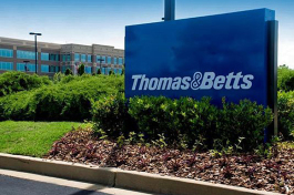 Thomas & Betts is looking to invest $20.7 million and add 75 employees when they transfer to ServiceMaster's former headquarters at 860 Ridge Lake Blvd. in East Memphis.
